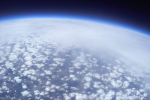 Earth from 100,000 feet